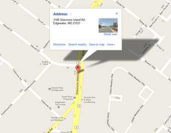 Google Map of Renegade Annapolis