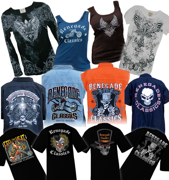 Renegade Classics Clothing